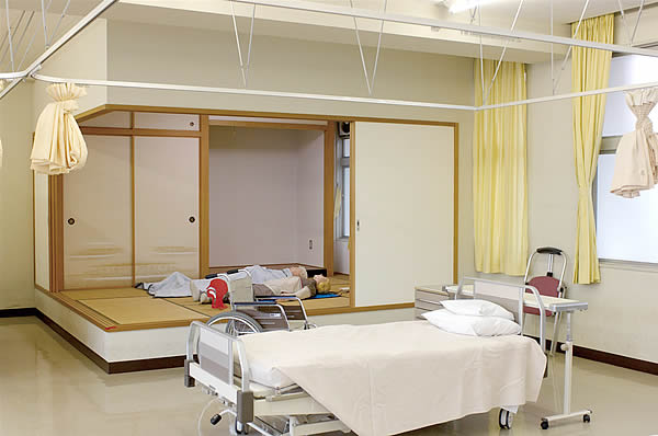 介護技術演習室