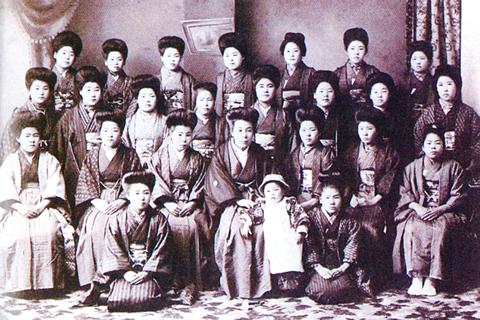 初代・植草竹子校長と和洋裁縫女学校生