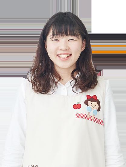 福祉学科 児童障害福祉専攻/関桃子