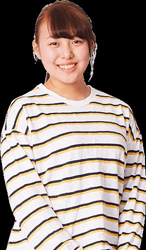 福祉学科児童障害福祉専攻/天野佑香
